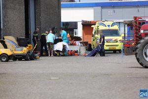 ongeval-bedrijfsongeval-weert